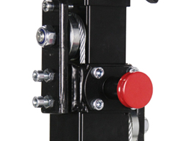 Pulleys and pulley-holders