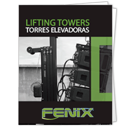 Lifting towers catalogue 2015