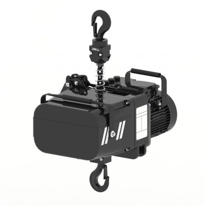 Inverted chain hoist
