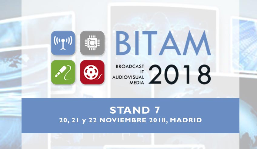 Visit FENIX Stage at BITAM 2018 & see the best products of trusses, lifting towers & stage platforms