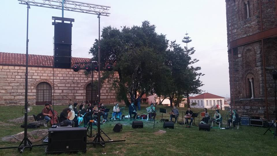 Folkloric group concert @ Arta (Greece)