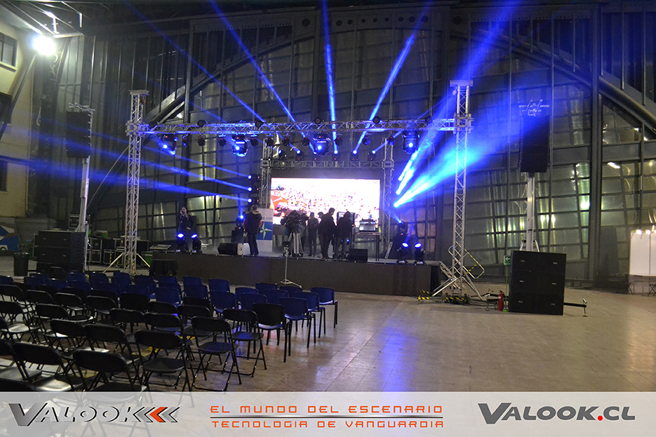 Audiovisual Tecne Fair @ Santiago (Chile)