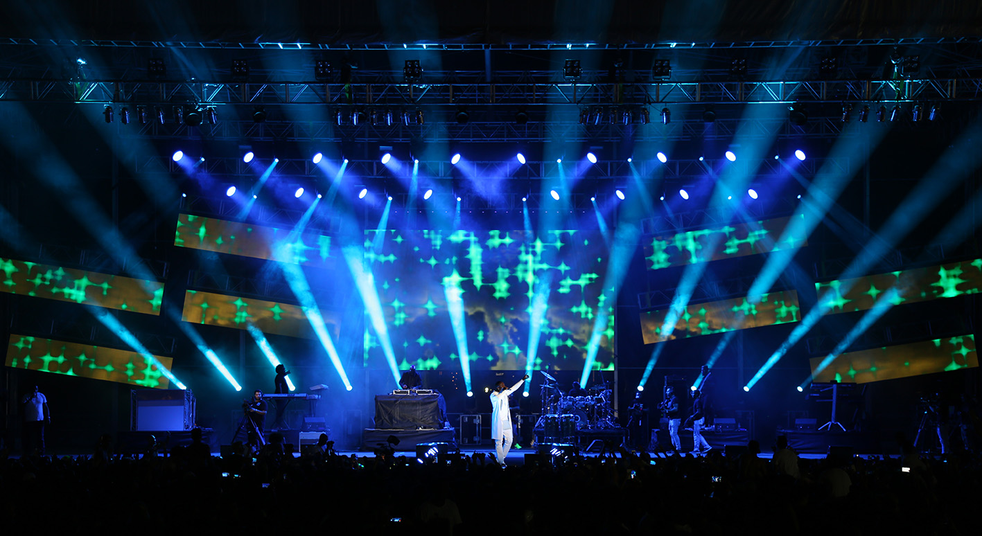 Dance Afrique Festival @ Meydan Grandstand and Racecourse, Dubai (UAE)