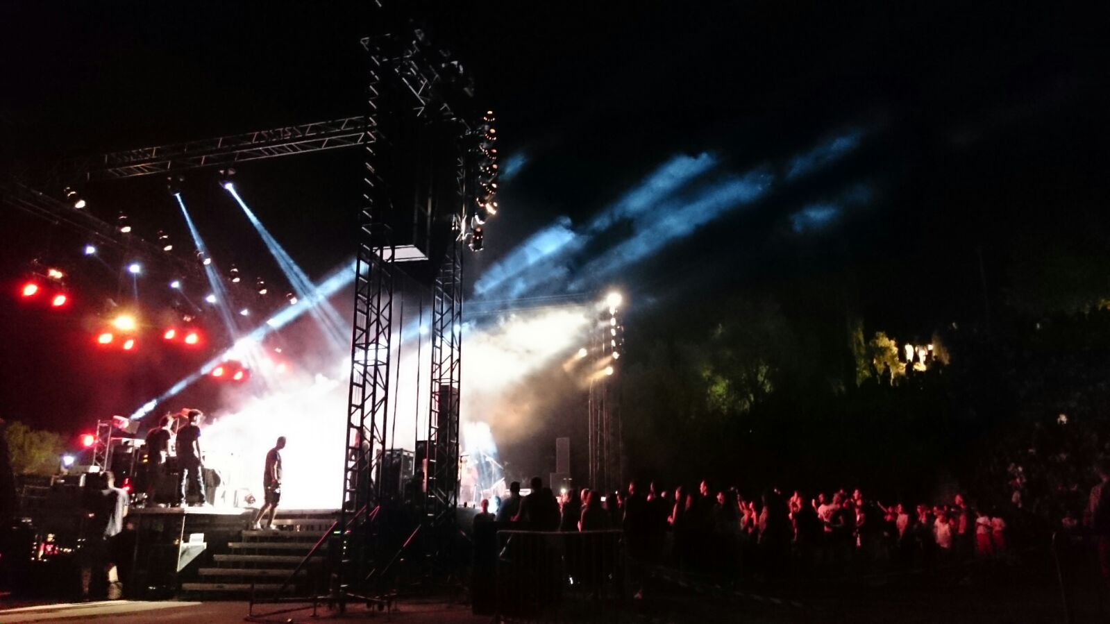 Giannis Haroulis Concert @ Ancient Olympia (Greece)