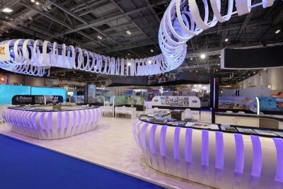 Stand Canary Islands @ WTM Show, London (United Kingdom)