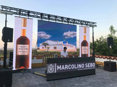 Sunset Wine Party @ Bodega Marcolino Sebo, Elvas (Portugal)